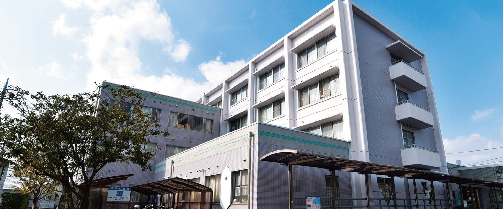 高崎中央病院 - 高崎市、内科・外科・小児科・専門外来など